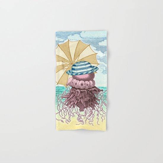 Summer Promenade Hand & Bath Towel