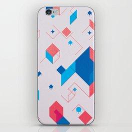 Cubicle iPhone Skin