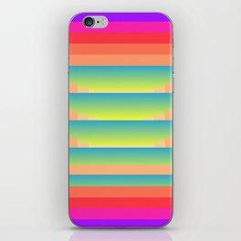 Gradient Fades v.4 iPhone Skin