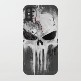 The Punisher iPhone Case