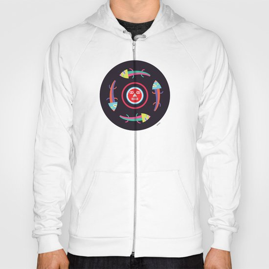 Circles of Gators Hoody