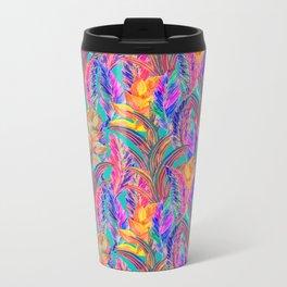 Tropic Exotic Metal Travel Mug