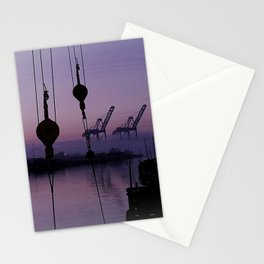 Port of Los Angeles Stationery Cards