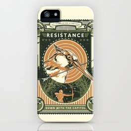 Resistance iPhone Case