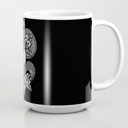 Snake & Dagger Coffee Mug