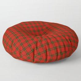 MacDougall Tartan Floor Pillow