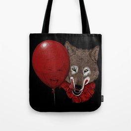 Red Decoy Tote Bag