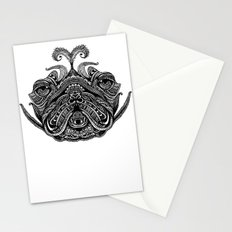 Henna of Pugly Stationery Cards