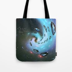 Into the Universe Tote Bag