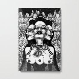 Hecate Metal Print