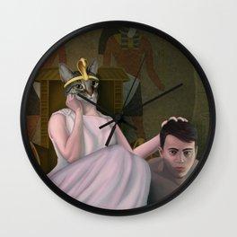 Cleocatra Wall Clock
