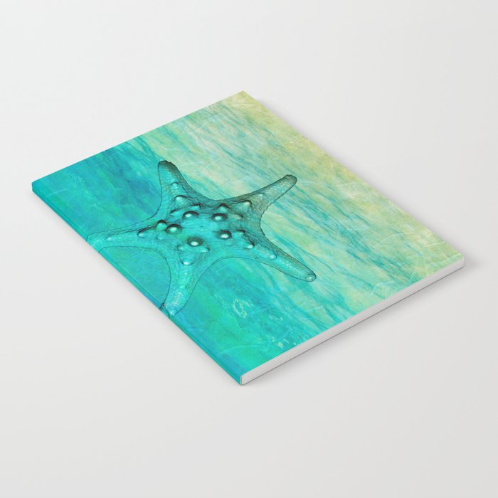 STARS OF THE SEA Notebook