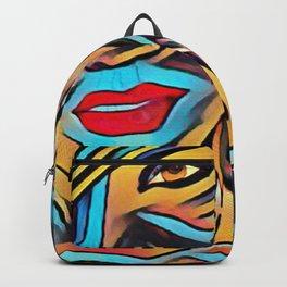 Milaino Women Face Backpack