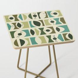 Tromen - Green Side Table
