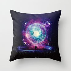 Learning To See Throw Pillow