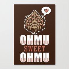 Ohmu Sweet Ohmu Canvas Print