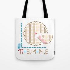 314 = PIE Tote Bag