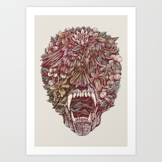 Arrangement Art Print