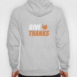 Thanksgiving Turkey Funny Apparel Gift Hoody
