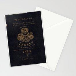 Vintage photo card 1 Stationery Cards