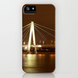 Cologne at Night iPhone Case