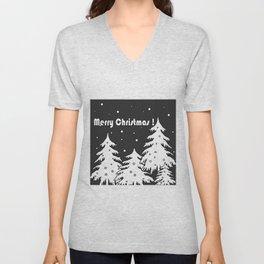 Merry Christmas ! Unisex V-Neck
