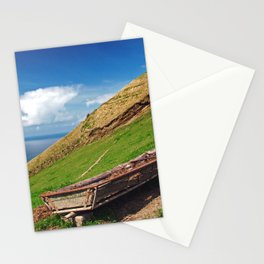 Farm scene Stationery Cards