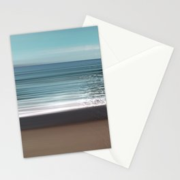 Longing to the Ocean I Stationery Cards