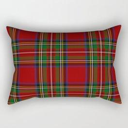Royal Stewart Tartan Clan Rectangular Pillow