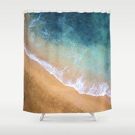 Great Ocean Road Beaches | Australia  Shower Curtain