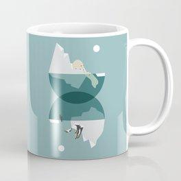 North and south Coffee Mug