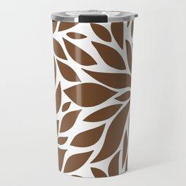 Bloom - Caramel Travel Mug