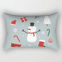 Yay Christmas! Rectangular Pillow