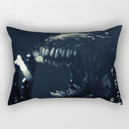 """I am the ultimate insanity! I am CARNAGE!""  Rectangular Pillow"