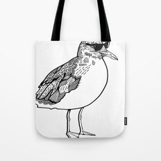 cool Seagull Tote Bag