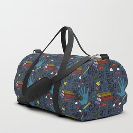 Puzzle Perfect Kid Pattern Duffle Bag