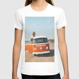 Combi van girl T-shirt