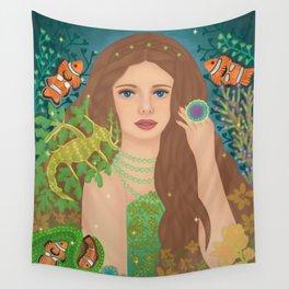 Mermaid Life Wall Tapestry