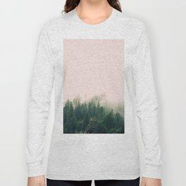Pink Fog Long Sleeve T-shirt