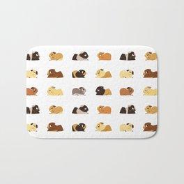 Guinea pigs Bath Mat