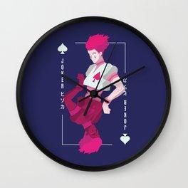 Joker Hisoka Wall Clock