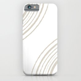 Zen Garden 2 iPhone Case