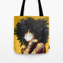 Naturally II GOLD Tote Bag