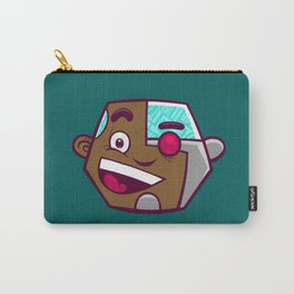 Mr. Roboto Carry-All Pouch