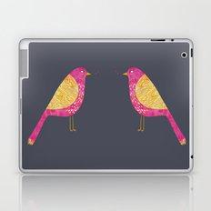 Sarcastic Bird Laptop & iPad Skin