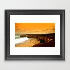 Great Southern Ocean - Australia Framed Art Print