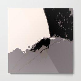 Organic No.14 Abstract #muted #society6 #artprints #fineart #decor Metal Print