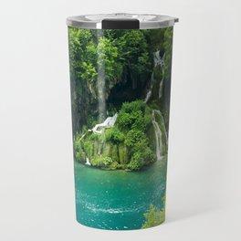 Plitvice National Park Travel Mug