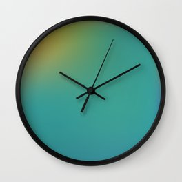 Intertidal 005 Wall Clock