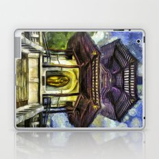 The Pagoda Vincent Van Gogh Laptop & iPad Skin